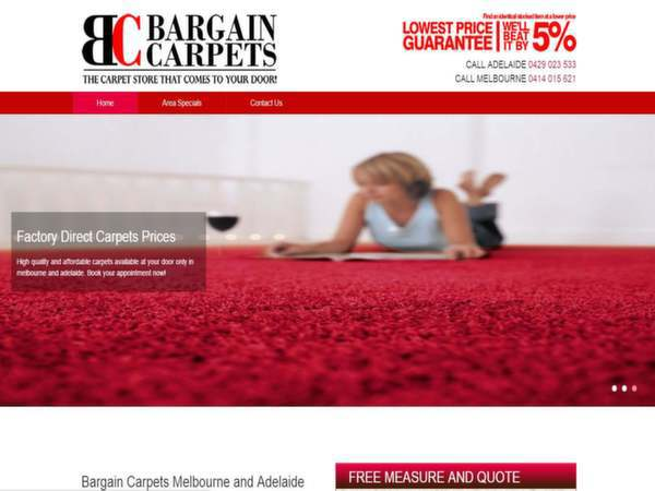 Bargain Carpets