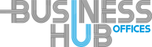 business hub offices logo
